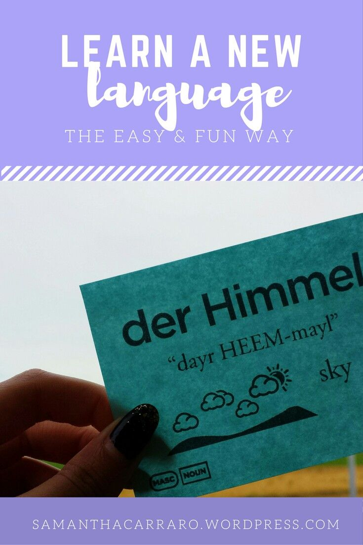 Learn a new language on  http://wp.me/p5euDx-2pS | app fun games | Spanish German | blogging lifestyle