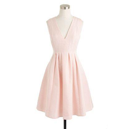 Super cute pink bridesmaid dress!! #weddingideas