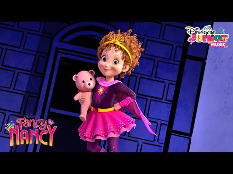 Dazzle Girl Music Video 🎀 Fancy Nancy Disney Junior