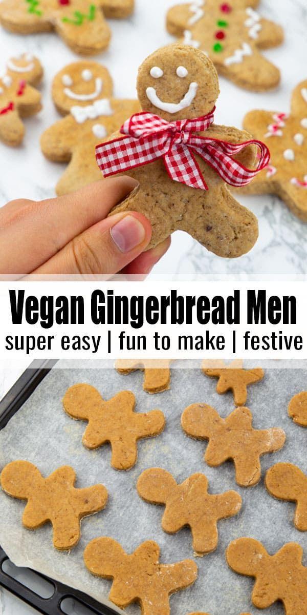 Vegan Gingerbread Cookies Vegan Gingerbread Cookies Vegan Gingerbread Vegan Cookies Recipes