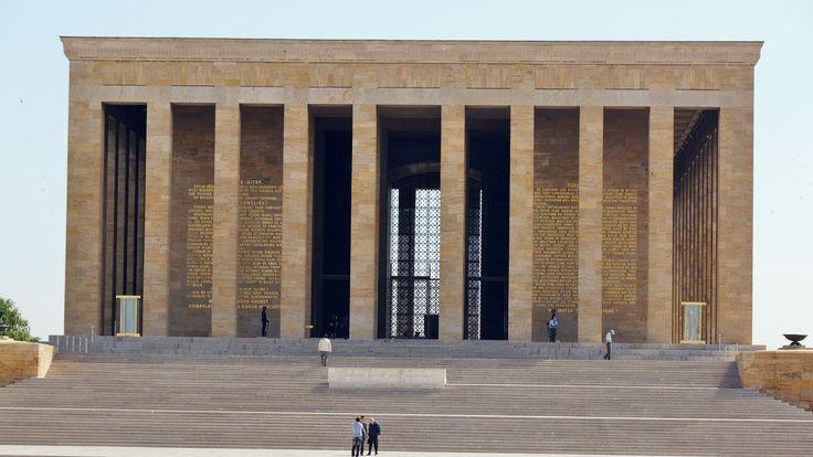 Mauzoleum Ataturka, Ankara