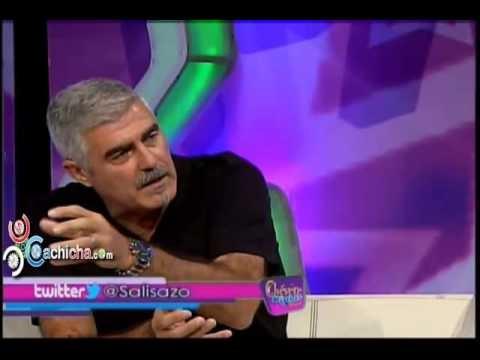 Entrevista a Saul Lisazo con @MilagrosGermanO @Irvinalberti en @Cheverenights @Salisazo #Video - Cachicha.com