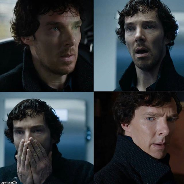 SEASON 4 TEASER  can we agree that Sherlock with a beard is the hottest thing in all existence