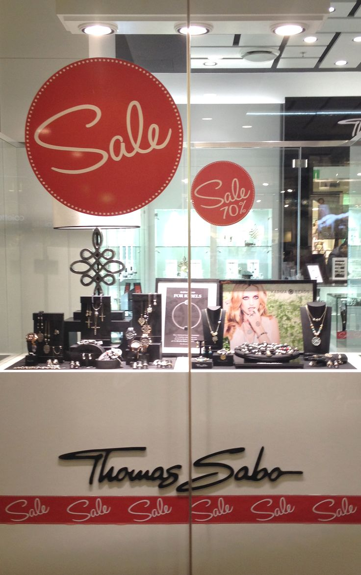 Thomas Sabo point of sale