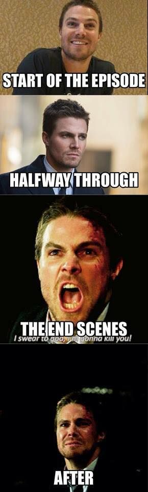 Clever!! #MemeMonday - Stephen<<my current view on the mid season finale
