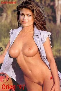 Opinion Nude pictures of kathy ireland things, speaks)