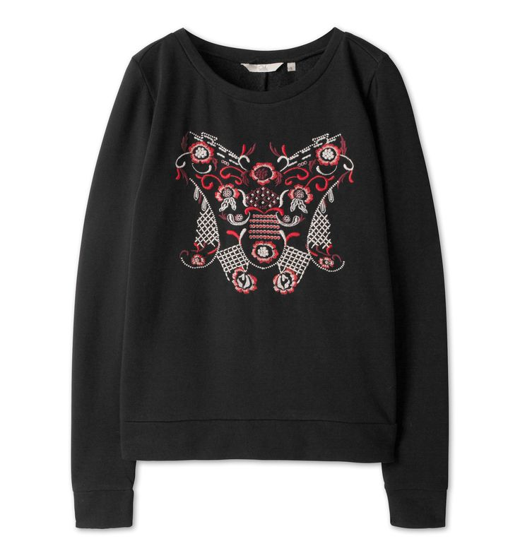 Sklep internetowy C&A | Bluza, kolor:  czarny 19,90zl