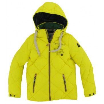 Gaastra - Winterjas Board geel