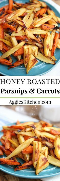 Roasted Parsnips on Pinterest | Roasted Parsnips, Parsnip Soup and