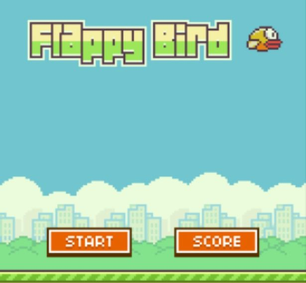 The Squalid Grace of Flappy Bird