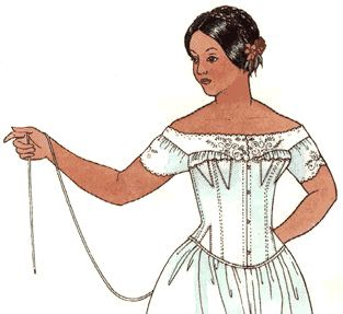 58 best mid1800s patterns and sewing techniques images on