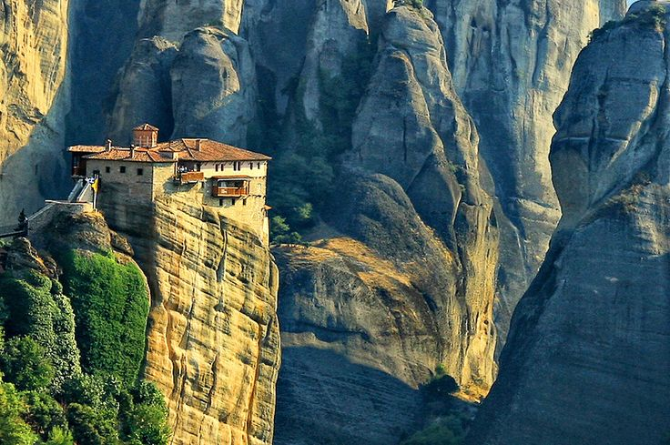 greece monastery - Google Search