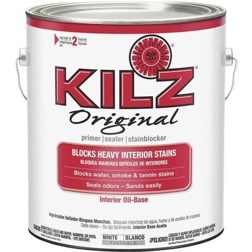 Masterchem Low Voc Kilz Primer 10036 Unit: GAL Contains 4 per case, White