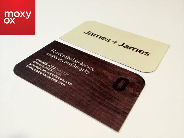 10 best business cards images on pinterest business cards visit james and james furniture company based in arkansas moxy ox branding reheart Choice Image