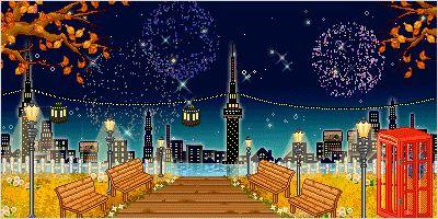 animated scenic gifs   background masterpost! -