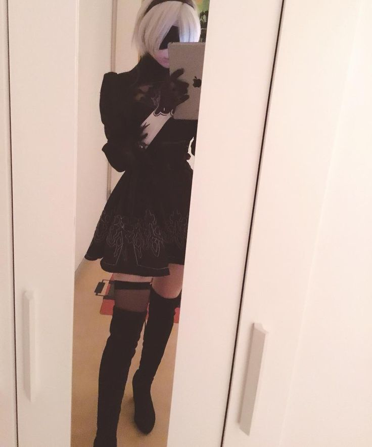 Upgrade! Bought new shoes for this cosplay today #2b #nier #nierautomata #nierautomatascosplay #2bcosplay #9s #a2 #cosplay #косплей #игры #geek #geekgirl #sexy #SGGP #anime #kawaii #costume #cosplaygirl #sexycosplay #makeup #leagueoflegends #overwatch #dva #ahri #lol #DCC #harley #comics #dccomics