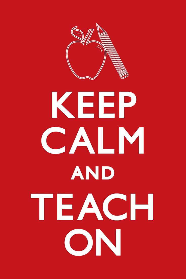 Keep Calm and Teach ON-- isn't this our motto everyday, especially in elementary grades!