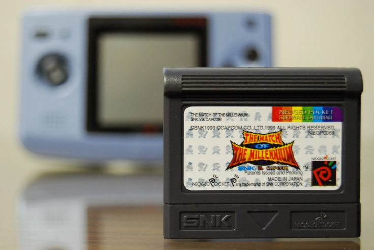 neo geo | Unsung Systems: Neo Geo Pocket Color