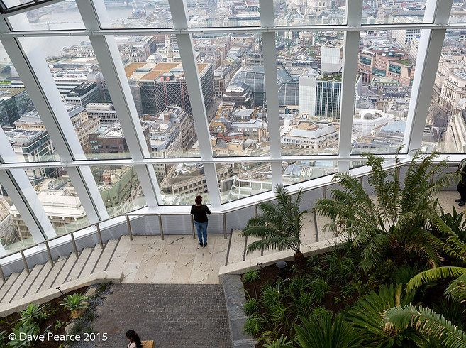 Visit the Sky Garden | 21 Amazing Things To Do In London For Under £5