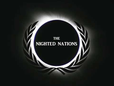 My Band and our first recorded song  The Nighted Nations - Medical End