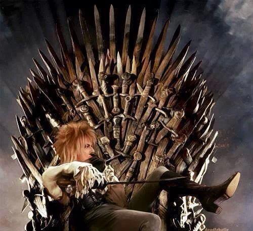 Pra somar, o Rei dos Duendes!