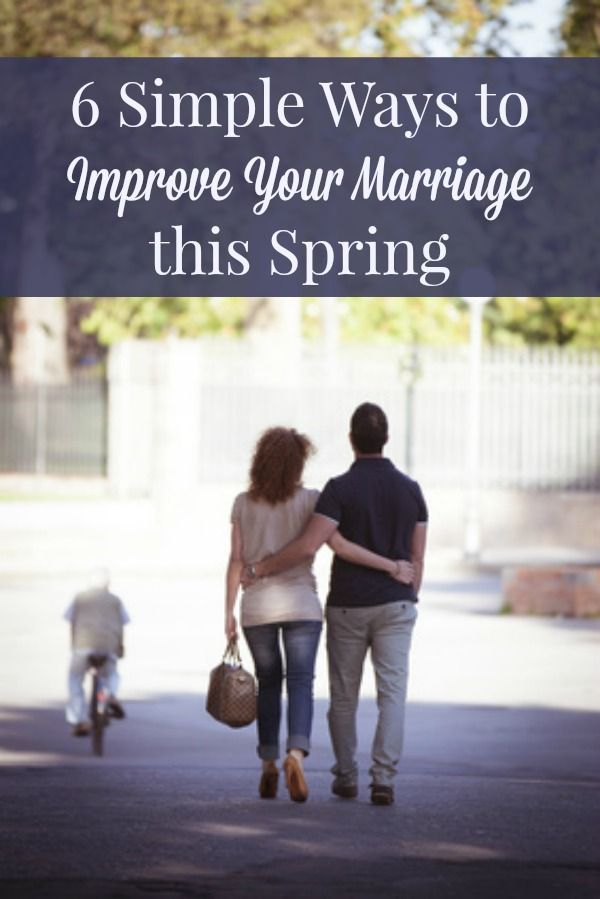 how to improve my marriage relationship