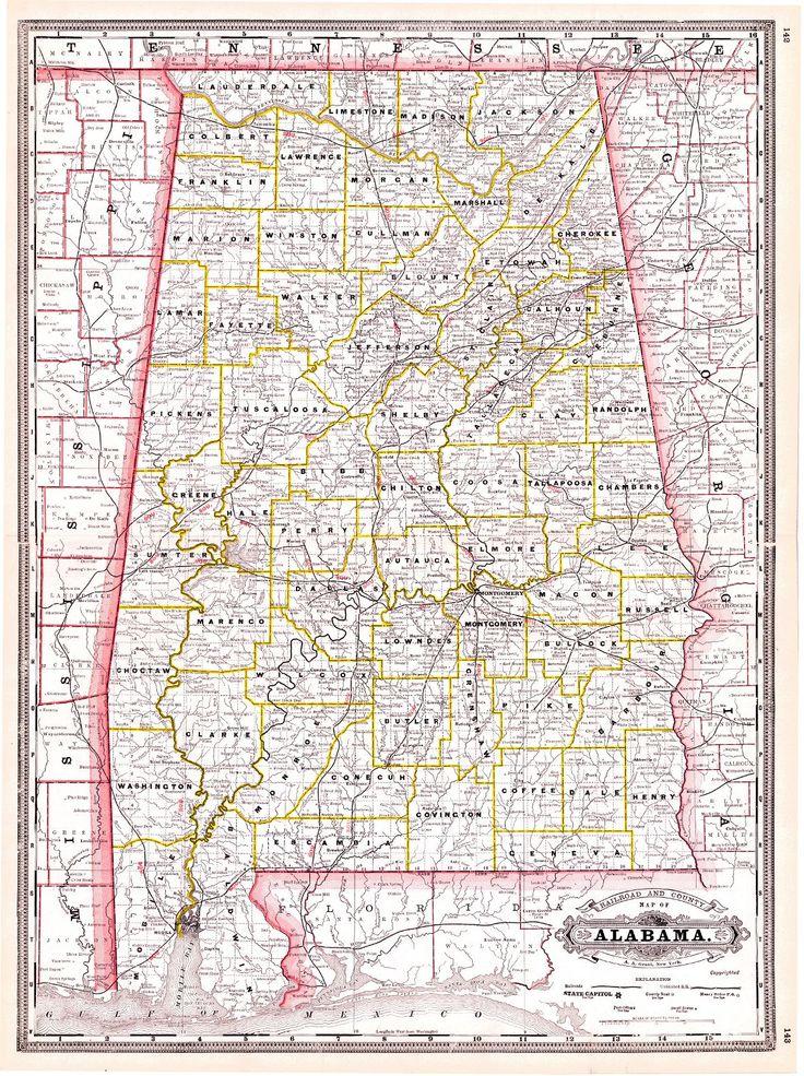 1000 Images About Alabama On Pinterest  Alabama Civil
