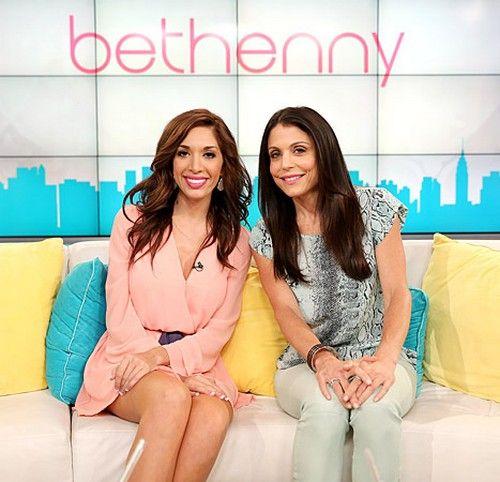 Farrah Abraham Defends Her Parenting Choices On Bethenny Frankel's Talk Show (VIDEO)