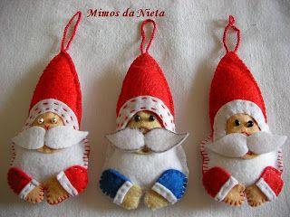 Pats de Nieta: Décorations de Noël