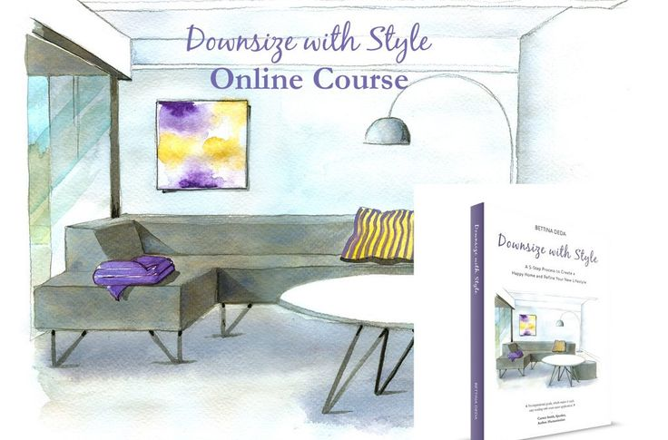 New Online Course for Empty Nesters and Apartment Dwellers
