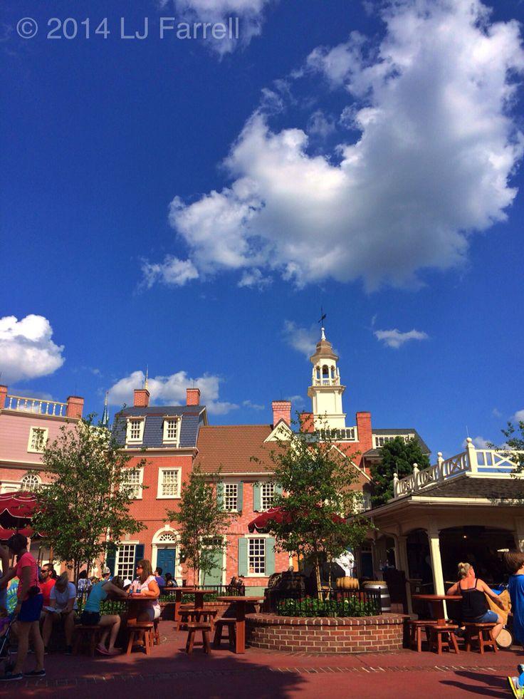 Liberty Square, Walt Disney World