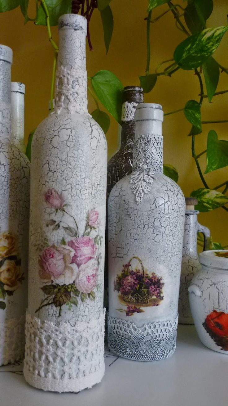 decorative remove bottle to img labels article orig painted decor bottles how