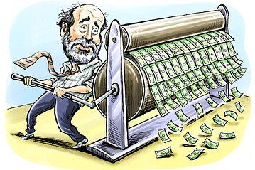 The Dummies Guide to the Federal Reserve; the Power of Printing Fiat Money explained.