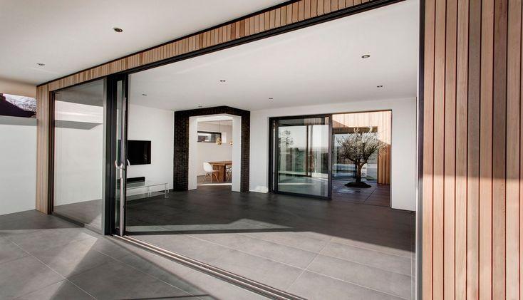 частный дом минимализм, дизайн интерьера в стиле Дзен