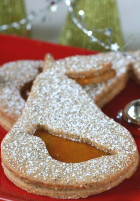 Partridge in a Pear Tree cookies
