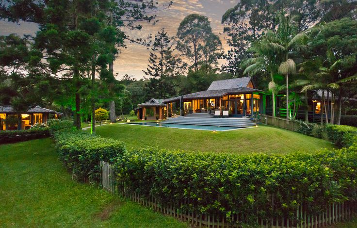 Visionnaire Estate in Byron Bay, Australia | Estate Weddings and Events