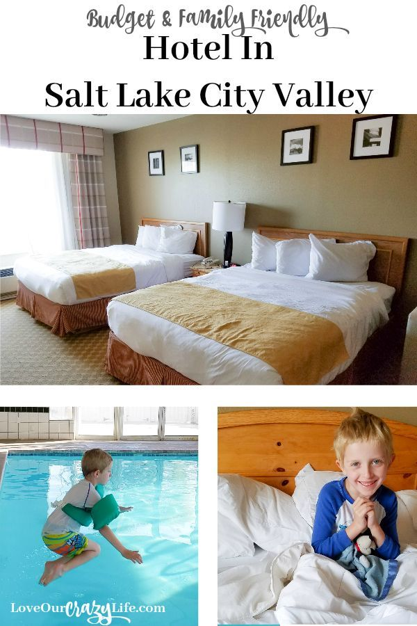 Budget And Family Friendly Hotel Near Salt Lake City Hotels For