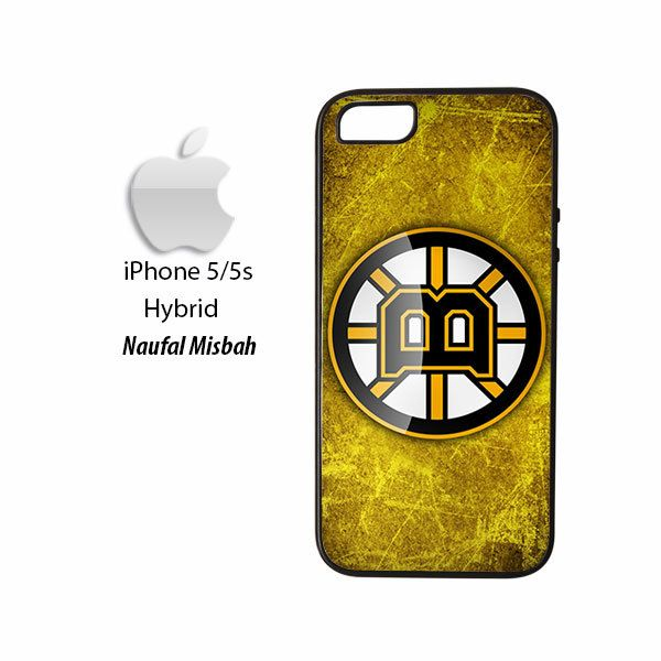 Cool Boston Bruins iPhone 5/5s HYBRID Case Cover