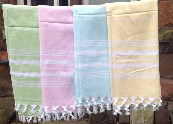 Yellow Handmade Organic 100% Cotton Peshtemal Hammam Towel by AegeanBazaar on Etsy #hammam #spa #etsygift #xmasgift #giftforbabies #handmade