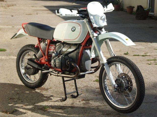 1977 bmw motorcycles r100 rs a genuine hpn machine that raced in the paris dakar in the early 80. Black Bedroom Furniture Sets. Home Design Ideas