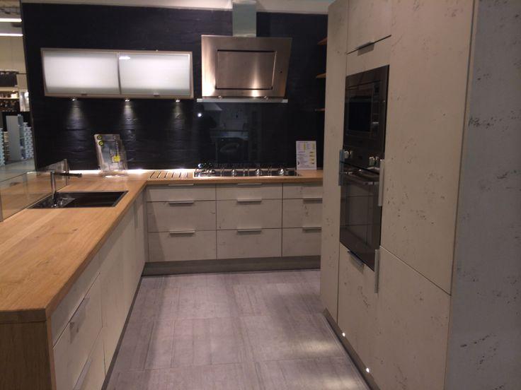 Cuisine 4750 euros leroy merlin loft pinterest - Loft beton cire leroy merlin ...