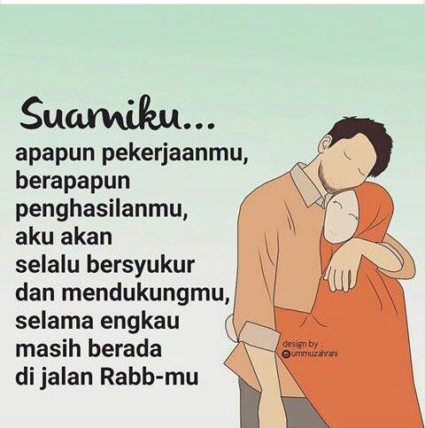 qana'ah bersyukur istri shalihah..