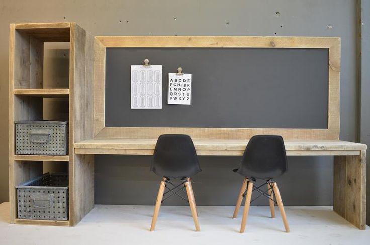 25 beste idee n over magnetisch krijtbord op pinterest ingelijste krijtbord wanden. Black Bedroom Furniture Sets. Home Design Ideas
