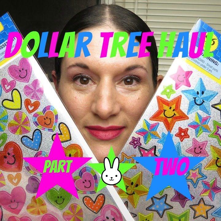 dollar tree haul part 2 dollar tree family dollar