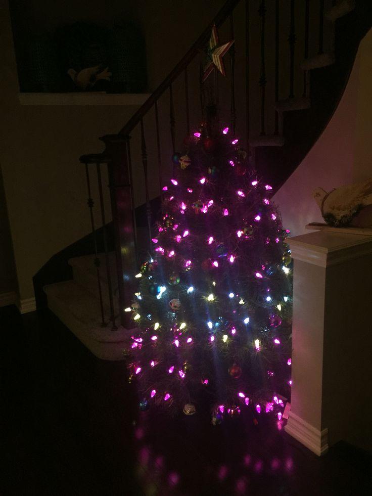 Granddaughters Christmas tree
