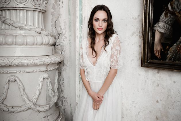Daalarna 2014 Wedding Dress Collection   Bridal Musings Wedding Blog http://bridalmusings.com/2014/04/romantic-elegance-daalarna-2014-wedding-dress-collection/