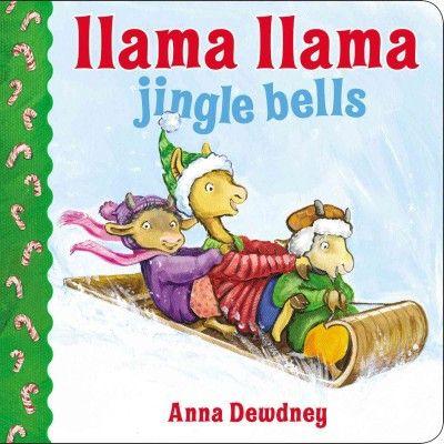 Llama Llama Jingle Bells (Llama Llama Board Books)
