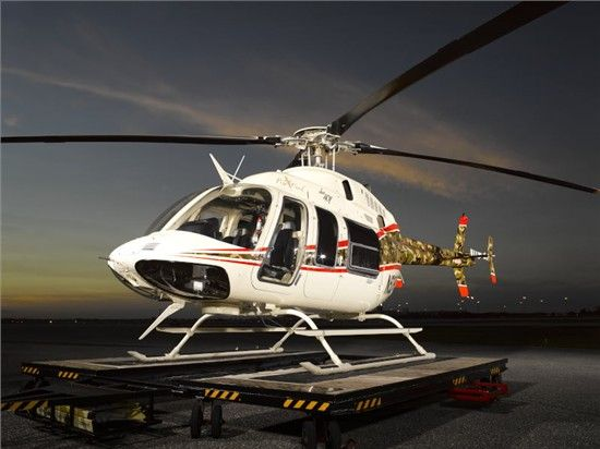 Bell 407, Price Reduced, Annual August 2014, Hi-Viz Blades #helicopter #aircraftforsale