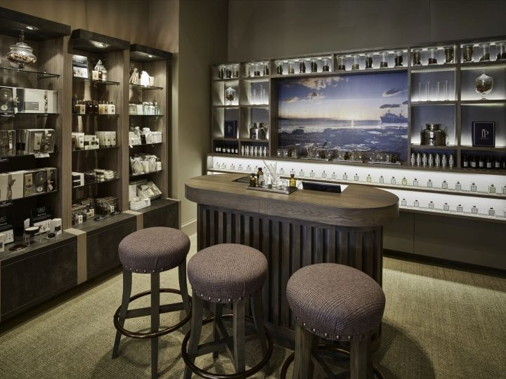 Arran Aromatics Pop Up Store By Great Brink Edinburgh UK Retail Design
