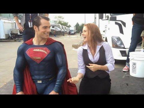 reto de la cubeta con hielo famosos [  Superman] Ice Bucket Challenge  S...